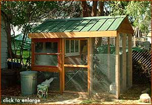 Plans For Chicken Coops Backyard